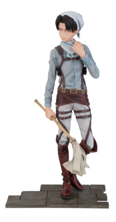 Attack on Titan Collectible - Levi